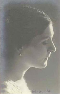 Alexandra Balashova