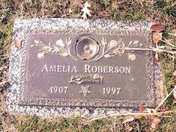 Amelia Roberson