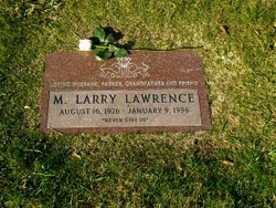 M. Larry Lawrence