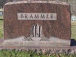 Elizabeth Caroline <i>Howard</i> Brammer