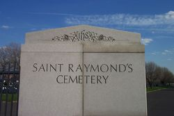 Saint Raymonds Cemetery (New)