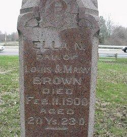 Ella N. Brown