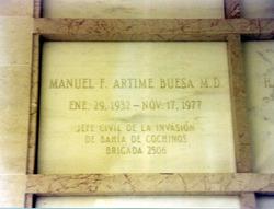 Manuel Artime