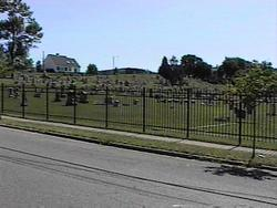 Old Saint Marys Cemetery