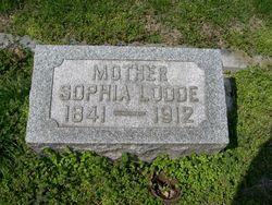 Sophia <i>Zink</i> Lodde