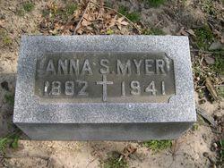 Anna <i>Seeger</i> Myer