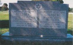 Dorothy <i>Kurgans</i> Goldberg