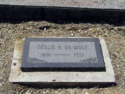 Nellie K. De Wolf