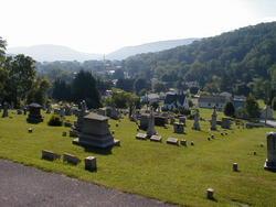 Saint Thomas the Apostle Catholic Cemetery