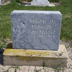 Henry D Thomson