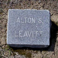 Alton Stoddard Leavitt
