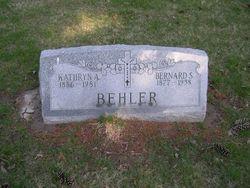 Bernard S. Behler