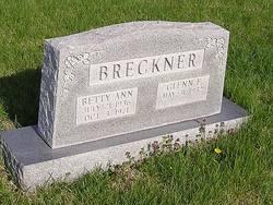 Betty Ann <i>White</i> Breckner