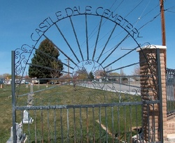 Castle Dale City Cemetery