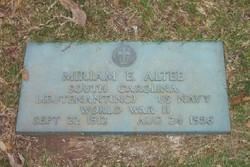 Miriam E. Altee