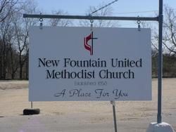 New Fountain United Methodist Church Cemetery