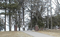 Fort Calhoun Cemetery