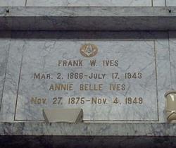 Annie Belle Ives