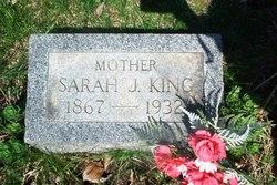Sarah J King