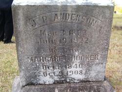 Margaret <i>Hooker</i> Anderson