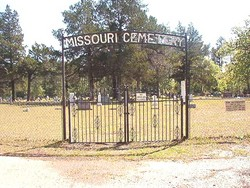 Missouri Cemetery