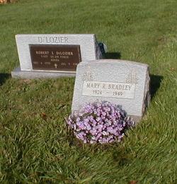 Mary Rita <i>Dunkle</i> Bradley