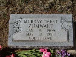 Murray Mert Zumwalt