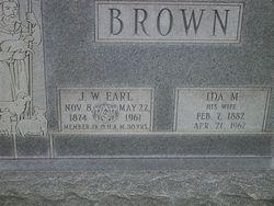 Ida M. <i>Bush</i> Brown