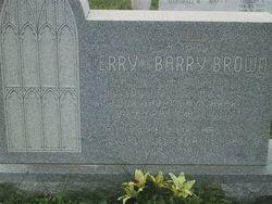 Barry Lee Brown