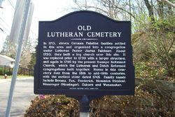 Ramapo Lutheran Church Cemetery