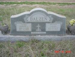 Edwin Louis Balzen