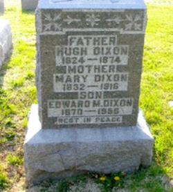 Edward M. Dixon