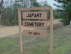 Japany Cemetery