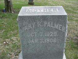 Mary K. Palmer