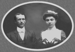 Lillian Melessia Lillie <i>Stansell</i> Carmichael