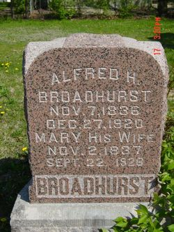 Alfred H. Broadhurst