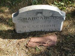 Margaret Lemmon