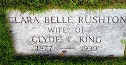 Clara Belle <i>Rushton</i> King