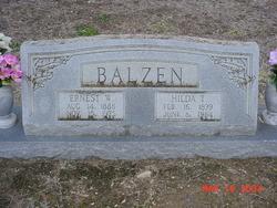 Ernest Wilhelm Balzen