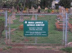 Maria Lanakila Catholic Cemetery