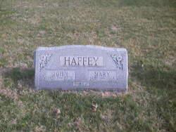 Mary <i>Manion</i> Haffey