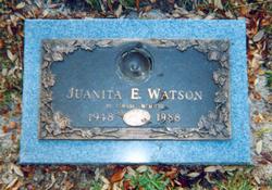 Juanita Exzana <i>Hiley</i> Watson
