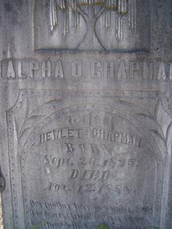 Alpha Omega <i>Walker</i> Chapman