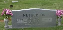 Charles Zachariah Netherton