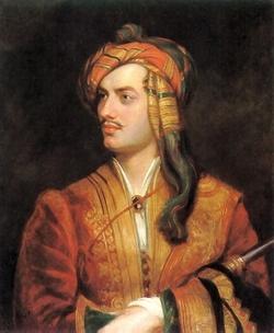 Lord <i>Noel</i> Byron