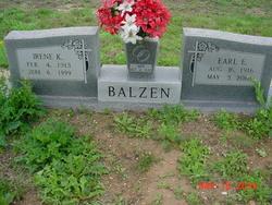 Earl Emil Balzen