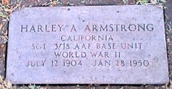 Harley A. Armstrong