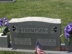 Clyde J Thompson