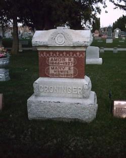Amos R Croninger