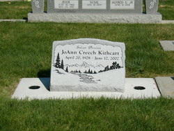 Jo Ann <i>Creech</i> Kithcart